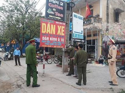 Phú Bình: Chuyển biến trong giải tỏa hành lang giao thông