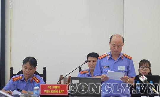 Đề nghị tử hình 2 bị cáo giữ vai trò chủ mưu trong vụ án ở Đồng Tâm