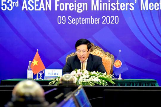 Việt Nam quan ngại về những vụ việc nghiêm trọng xảy ra tại Biển Đông