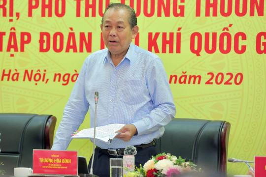 Phó Thủ tướng Trương Hoà Bình: Lắng nghe, chia sẻ, đánh giá đúng những khó khăn khách quan, chủ quan để tháo gỡ có hiệu quả