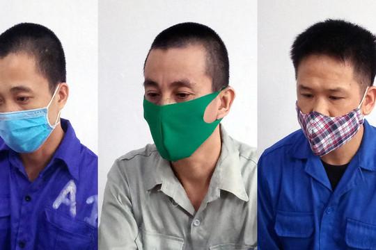 Truy tố 3 đối tượng thuê người vận chuyển 63 bánh heroin