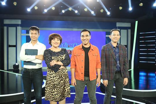 MC Quyền Linh và Lê Hoàng tiếp tục tranh gãi gay gắt trên sóng truyền hình