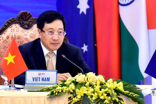 ASEAN và Trung Quốc cần sớm hoàn tất xây dựng Bộ Quy tắc Ứng xử tại Biển Đông