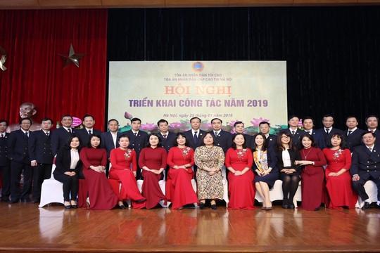 Những năm tháng không quên ở TAND cấp cao tại Hà Nội