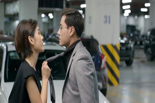 """""""Tình yêu và tham vọng"""" tập 59: Chọn tình yêu, Minh mất chức vào tay bố Tuệ Lâm"""