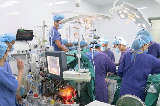 Kỳ tích 13 ngày thực hiện thành công 23 ca ghép tạng