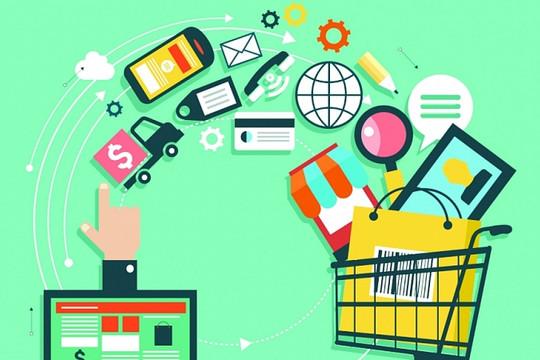 Thương mại điện tử: Lao lên trong bão