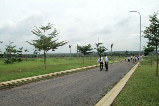 Chốt giá thu tiền sử dụng đất khu tái định cư sân bay Long Thành