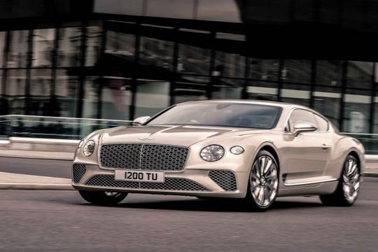 Bentley giới thiệu phiên bản đặc biệt Mulliner Continental GT