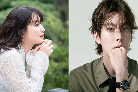 Shin Min Ah lần đầu tiên nói về mối quan hệ với Kim Woo Bin sau 5 năm hẹn hò