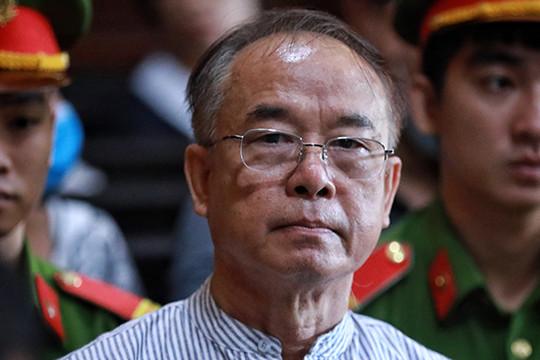 Cựu Phó Chủ tịch UBND TP Hồ Chí Minh lĩnh án 8 năm tù