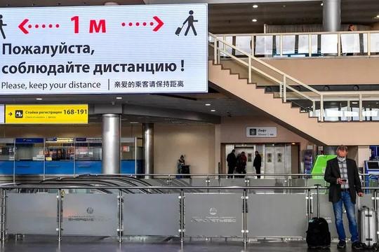Nga nối lại đường bay quốc tế với 3 quốc gia nữa