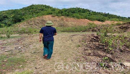 Khu tái định cư Lạng Khê - Con Cuông: Hoang tàn sau gần 10 năm thi công dang dở
