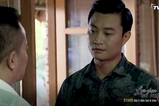 """""""Lựa chọn số phận"""" tập 67: Tấn lộ rõ âm mưu lấy Trang để thôn tính công ty Lộc Thịnh"""