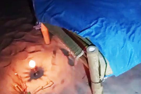 Phát hiện thi thể một người nước ngoài trôi dạt trên biển