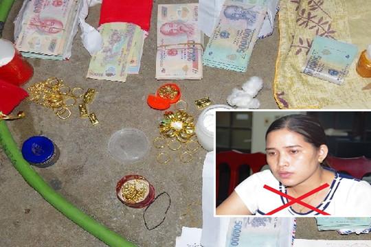Người phụ nữ phá két sắt trộm hơn 1 tỷ đồng của người thân