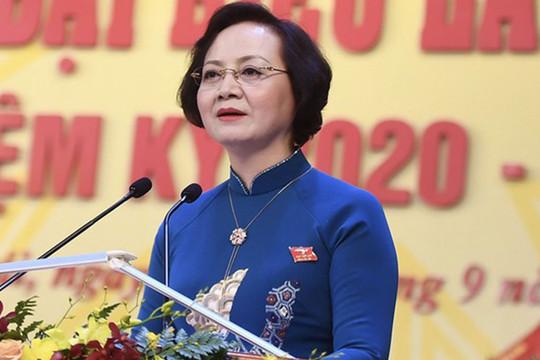 Điều động, bổ nhiệm bà Phạm Thị Thanh Trà làm Thứ trưởng Bộ Nội vụ