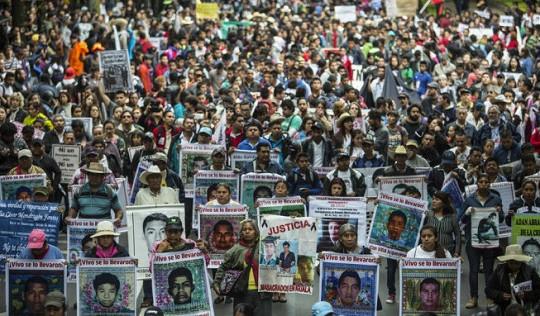 Vụ án 43 sinh viên mất tích ở Mexico: Bắt giữ các binh sĩ tình nghi
