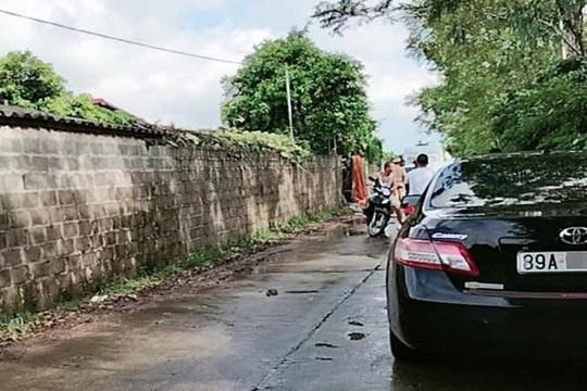 Hưng Yên: Một chủ quán ăn nghi bị sát hại trong đêm