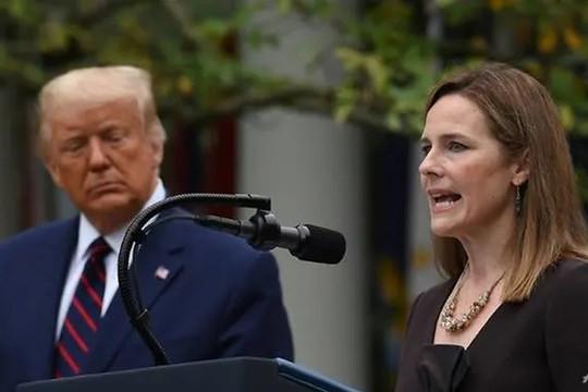 Tổng thống Trump đề cử Thẩm phán Tòa án Tối cao Mỹ