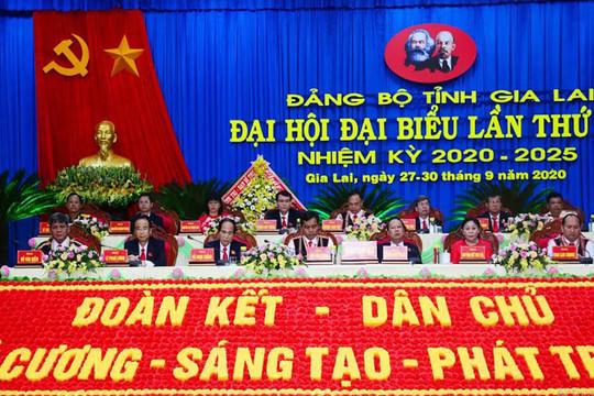 Khai mạc Đại hội đại biểu Đảng bộ tỉnh Gia Lai lần thứ XVI, nhiệm kỳ 2020-2025