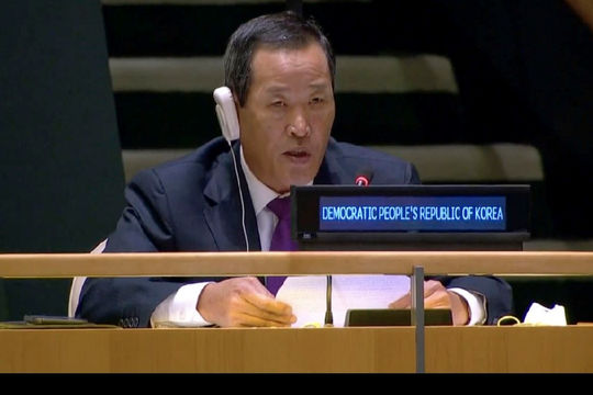 """Triều Tiên: Tình hình chống dịch COVID-19 """"được kiểm soát an toàn và ổn định"""""""