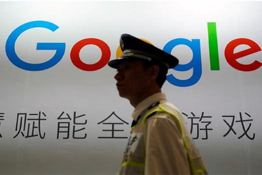Trung Quốc sắp điều tra chống độc quyền đối với Google