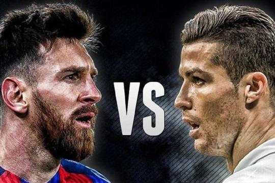 Ronaldo vs Messi: Ly rượu vang cuối cùng