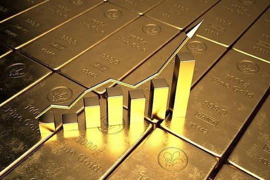 Giá vàng hôm nay 2/10: Phiên chiều tăng nhẹ
