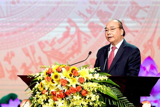 Thủ tướng: Hà Nội thi đua để tăng trưởng gấp 1,13 đến 1,4 lần của cả nước
