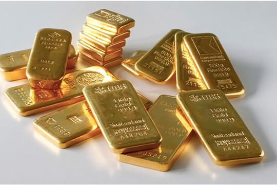 Giá vàng hôm nay 3/10: Vàng đạt ngưỡng 1.898 USD/ounce
