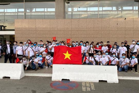 Dịch COVID-19: Gần 340 công dân Việt Nam từ châu Âu, châu Phi được đưa về nước