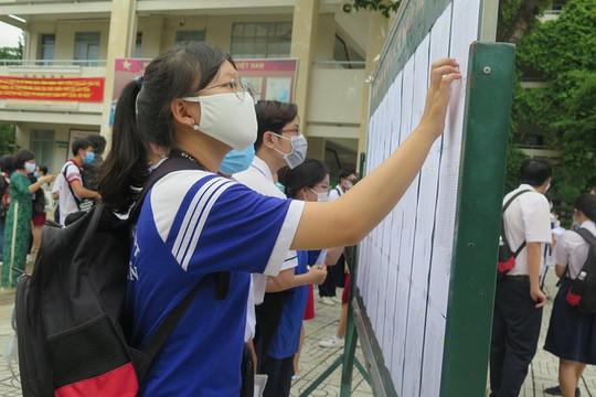 Nhiều trường top đầu ở Hà Nội công bố điểm chuẩn