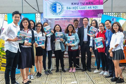 Trường ĐH Luật Hà Nội công bố điểm chuẩn năm 2020