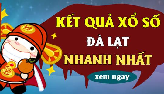 KQXSDL 4-10 – XSLD 4-10 – Kết quả xổ số Đà Lạt ngày 4 tháng 10 năm 2020