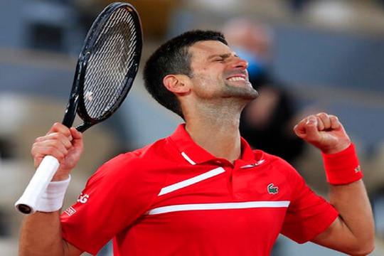Roland Garros 2020: Djokovic lần thứ 14 lọt vào tứ kết