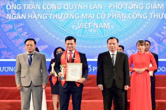 VietinBank đạt danh hiệu Doanh nghiệp tiêu biểu ASEAN 2020