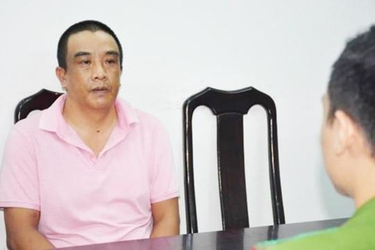 Bắt giám đốc giả chiếm đoạt tài sản, trốn truy nã ở Quảng Nam