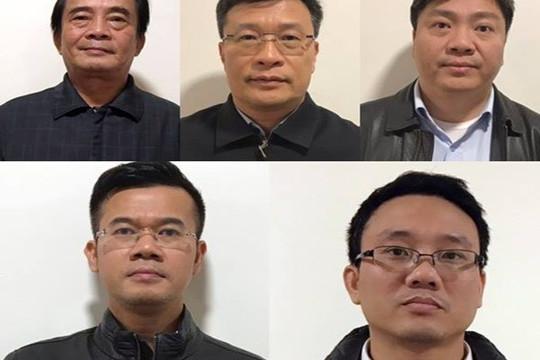 Hoàn tất cáo trạng bổ sung vụ án ông Trần Bắc Hà và 12 bị can