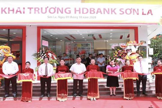 HDBank chính thức có mặt tại xứ hoa Tây Bắc
