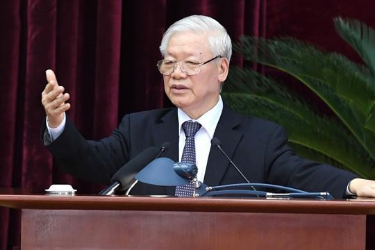 Tổng Bí thư, Chủ tịch nước: Kết quả giới thiệu nhân sự BCH Trung ương khóa XIII rất tốt đẹp