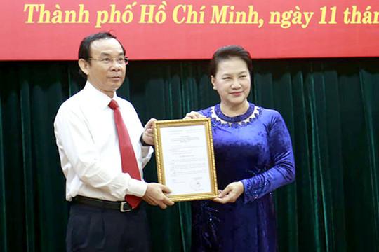 Ông Nguyễn Văn Nên được Bộ Chính trị giới thiệu để bầu giữ chức Bí thư Thành ủy TPHCM