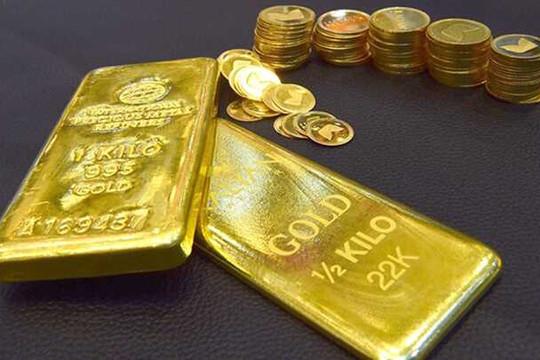 Giá vàng hôm nay 12/10: Mở phiên đầu tuần, giao dịch ở mức 1.931 USD/ounce