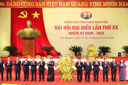 Thái Nguyên: Xây dựng tỉnh công nghiệp hiện đại điểm nhấn nhiệm kỳ mới