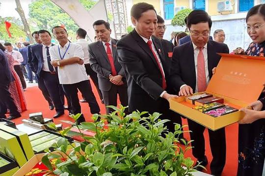 Thái Nguyên: Đặc biệt quan tâm đến xây dựng chuẩn nông thôn mới