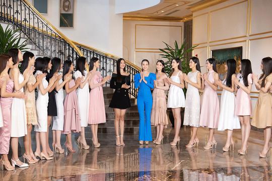 Người đẹp Nhân ái – Hành trình lan tỏa yêu thương của Top 35 Hoa hậu Việt Nam 2020