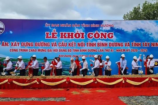Bình Dương: Hàng loạt công trình chào mừng Đại hội Đảng bộ tỉnh