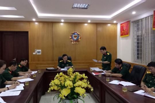 TAQS khu vực Thủ đô Hà Nội: Tổ chức nhiều phiên tòa rút kinh nghiệm theo tinh thần cải cách tư pháp