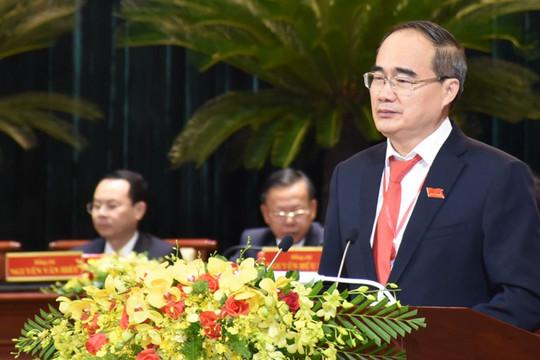 Bộ Chính trị phân công ông Nguyễn Thiện Nhân tiếp tục chỉ đạo Đảng bộ TPHCM khóa XI