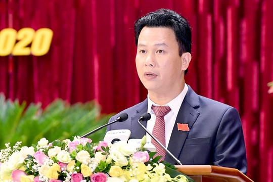 Ông Đặng Quốc Khánh tái đắc cử Bí thư Hà Giang với số phiếu tuyệt đối